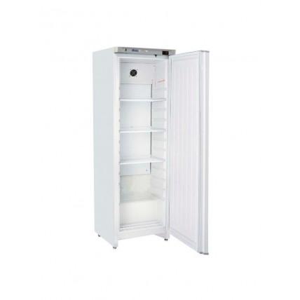 Budget Line baltos spalvos dažyto plieno šaldytuvas  (400 l)