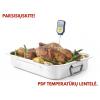 Kokia turi būti mėsos patiekalų temperatūra ir kaip ją išmatuoti? (PDF lentelė parsisiuntimui)