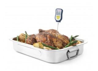 Vaizdinė apžvalga ir testas: 5 skirtingi maisto termometrai HENDI