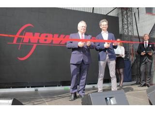 Partnerių naujienos: NOVAMETA nerūdijančio plieno gaminiai bus gaminami naujame, moderniame fabrike