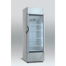 Baro šaldytuvas stiklinėm durim SCAN DOMESTIC