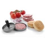 Hamburgerių formavimo aparatai