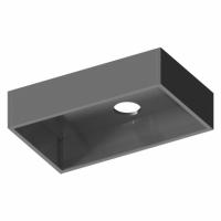 Novameta Priesienis dėžutės formos indaplovės zonos ventiliacinis gaubtas 100 / 70 / 48