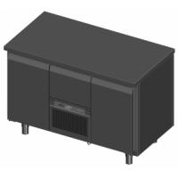 Novameta šaldomas stalas FP0-P202-130/70/90