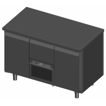 Novameta šaldomas stalas FP0-P202-130/70/90-