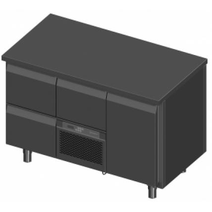 Novameta šaldomas stalas FP0-P230-130/70/90-