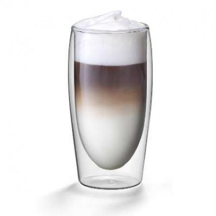 Dvigubo stiklo puodeliai Latte 350ml.-