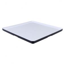 Padėkliukas kvadratinis 21x21 cm, H 1,4 cm-
