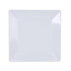'White' Kvadratinis padėkliukas 21x21 cm, H 2,6 cm-Jos Ten Berg