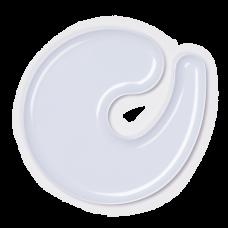 Banketinė savitarnos lėkštė 237x228x11 mm