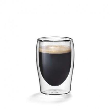 Dvigubo stiklo puodelis Espresso 80 ml.-