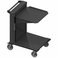 Indaplovės kasečių dispenseris - vežimėlis