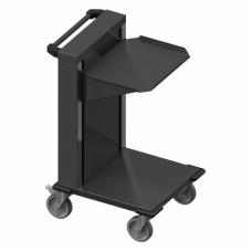 Padėklų dispenseris - vežimėlis