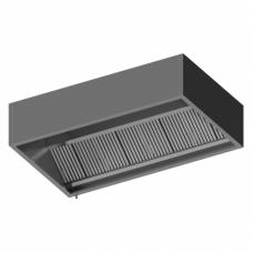 Priesienis dėžutės formos ventiliacinis gaubtas Novameta