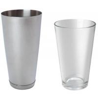 BOSTONO PLAKIKLIS stiklinė iš stiklo - 0.45 l