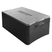Maisto transportavimo termoizoliacinė dėžė nuomai, 80 l