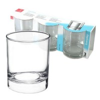 Stiklinių rinkinys CORTINA  250 ml, 3vnt.