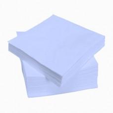 Mėlynos servetėlės LENEK 33 cm (3 sl.), 250 vnt.