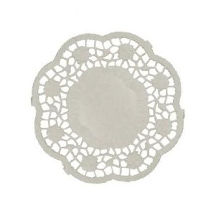 Servetėlės po puodeliu 10 cm, 1000 vnt. PAP*STAR