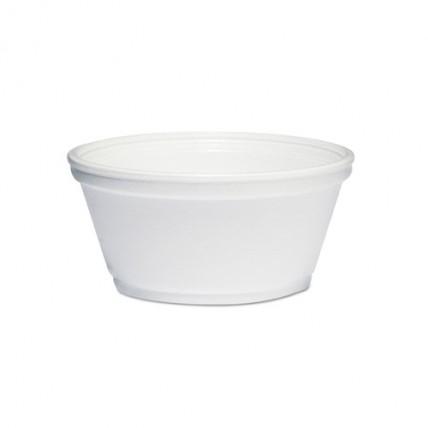 Vienkartiniai putoplasto indeliai sriubai 350 ml, 20 vnt.