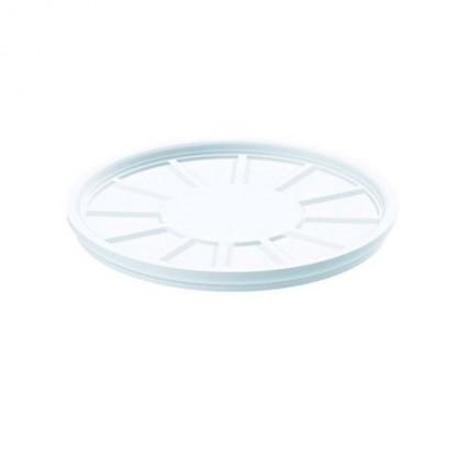 Plastikinis dangtelis vienkartiniam sriubos indeliui, 1 vnt.