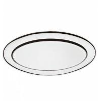 Ovalus padėklas, 19,5x14 cm