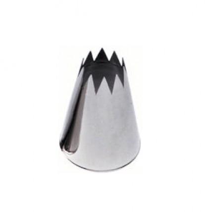 Konditerinis antgalis žvaigždutė, 7 mm Paderno