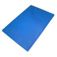 Mėlyna plastikinė pjaustymo lentelė 40x25x1,27cm