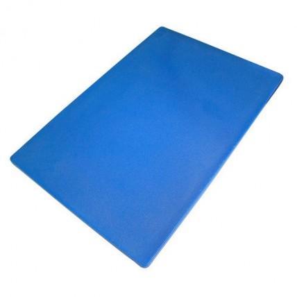 Mėlyna plastikinė pjaustymo lentelė 40x25x1,27cm WUYI