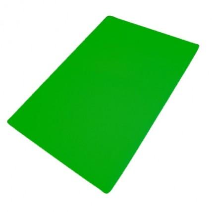Žalia plastikinė pjaustymo lentelė 50x30x2cm WUYI