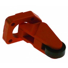 Angle handle with a switch position switch 346609