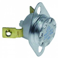 Bi-metal safety thermostat hole distance 23,5mm 390708