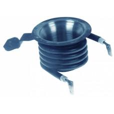 Heating element d1 ø 65mm h 42mm tube ø 6,5mm 417218