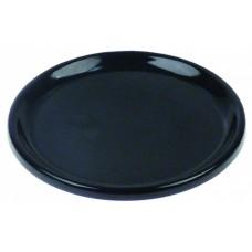 Hot plate ø 153mm black 417371