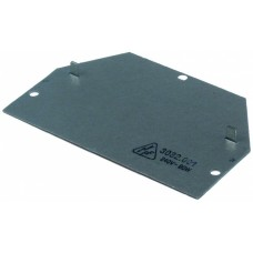 Hot plate 90w 240v heating circuits 1 l 147mm 417482