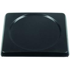 Hot plate 95w 230v heating circuits 1 l 160mm 417483
