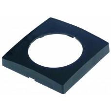 Bezel for power socket l 60mm w 60mm plastic 551033