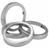 Sentry® Metal Finish Rings