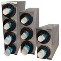 Sentry® Stainless Steel Beverage Dispenser Cabinets